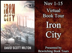 Iron City Button