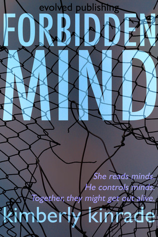 Forbidden Mind - Kimberly Konrade