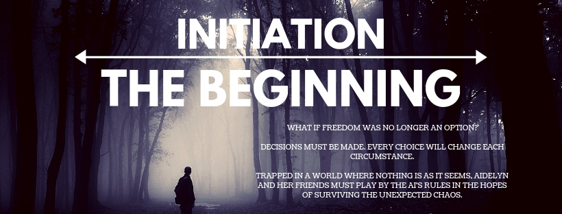 Initiation The Beginning Banner 1